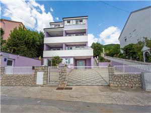 Appartements VILLA DREAM Dramalj (Crikvenica), Superficie 55,00 m2