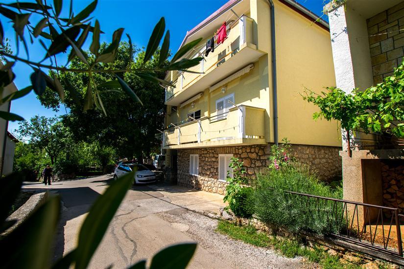 Appartementen DANIJEL-in the centre of Starigrad
