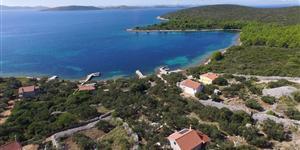 Hiša - Tkon - otok Pasman