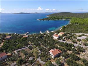 Počitniške hiše George Tkon - otok Pasman,Rezerviraj Počitniške hiše George Od 102 €