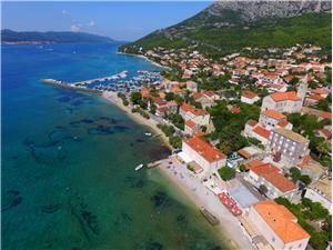 Vakantie huizen Schiereiland Peljesac,Reserveren OREBIĆ Vanaf 388 €