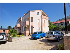 Lägenheter beach Starigrad Paklenica,Boka Lägenheter beach Från 950 SEK