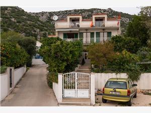 Lägenheter Gorjana Viganj, Storlek 60,00 m2, Luftavstånd till havet 100 m, Luftavståndet till centrum 600 m