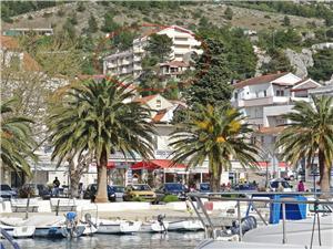 Apartments Marijan Baska Voda, Size 46.00 m2, Airline distance to the sea 250 m, Airline distance to town centre 250 m