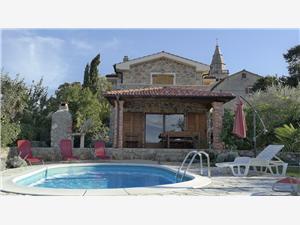 Privatunterkunft mit Pool Die Inseln der Kvarner,Buchen Poljica Ab 246 €
