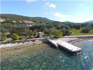 Haus Jolie Tkon - Insel Pasman, Haus in Alleinlage, Größe 50,00 m2, Luftlinie bis zum Meer 10 m