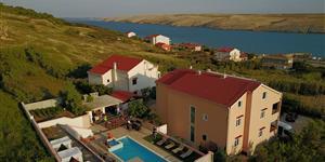 Apartament - Dinjiska - wyspa Pag