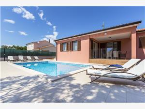 Vakantie huizen Blauw Istrië,Reserveren ILA Vanaf 136 €