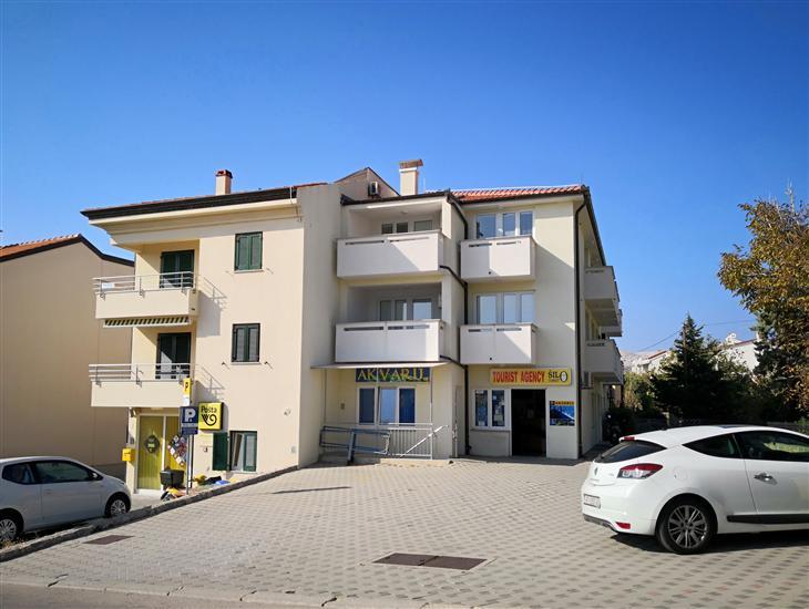 Apartmány Villa Akvarij
