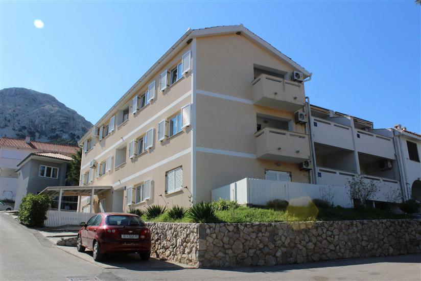 Apartamenty Villa Naranča