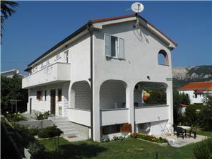 Appartements Klarić Baska - île de Krk,Réservez Appartements Klarić De 52 €
