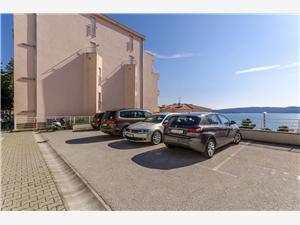 Apartament Mia Trogir, Powierzchnia 39,00 m2, Odległość do morze mierzona drogą powietrzną wynosi 80 m