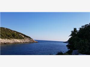Huis ULE Korcula - eiland Korcula, Kwadratuur 36,00 m2, Lucht afstand tot de zee 100 m