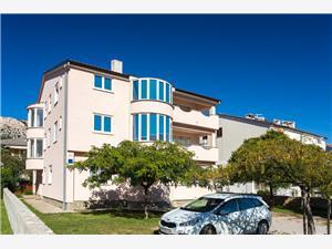 Appartementen Mrakovcic Baska - eiland Krk,Reserveren Appartementen Mrakovcic Vanaf 52 €