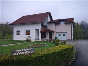Appartement ANDREA Continentaal Kroatië, Kwadratuur 60,00 m2