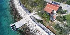 Haus - Tkon - Insel Pasman