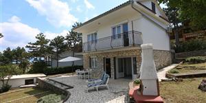 House - Silo - island Krk