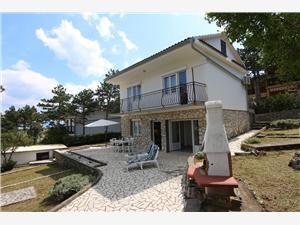 Dům VAL Silo - ostrov Krk, Prostor 94,00 m2, Vzdušní vzdálenost od moře 200 m, Vzdušní vzdálenost od centra místa 450 m