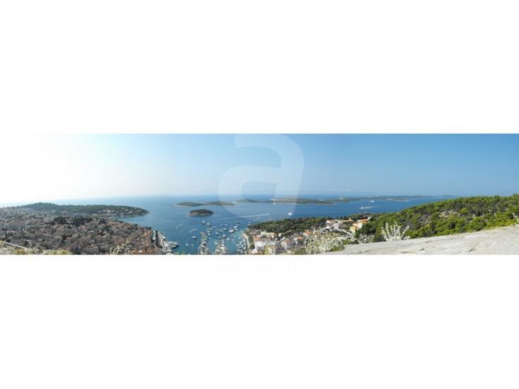 Hvar - ostrov Hvar