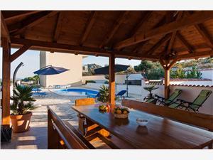 Villa Branka Drage, Größe 180,00 m2, Privatunterkunft mit Pool