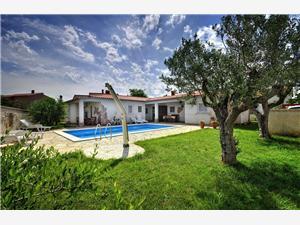 Дома для отдыха голубые Истрия,Резервирай Vallelunga От 251 €
