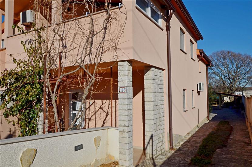 Apartmány Villa Loredana