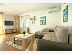 Apartmán Jedro Nova Vas (Porec), Rozloha 110,00 m2