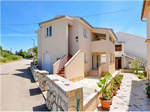 Appartementen Ivan Novalja - eiland Pag, Kwadratuur 49,00 m2, Lucht afstand naar het centrum 500 m