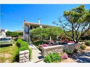 Appartementen Tome Noord-Dalmatische eilanden, Kwadratuur 40,00 m2, Lucht afstand naar het centrum 200 m