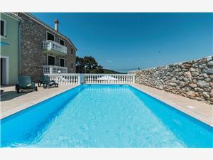 Appartementen Marko Banj, Stenen huize, Kwadratuur 29,00 m2, Accommodatie met zwembad