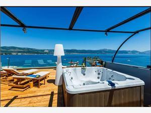 Počitniške hiše Split in Riviera Trogir,Rezerviraj Arbanesa Od 414 €