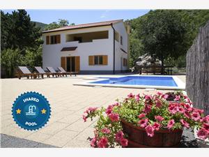 Hiša Marijan Šestanovac, Kvadratura 150,00 m2, Namestitev z bazenom