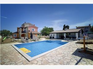 Soukromé ubytování s bazénem Juliana Krnica (Pula),Rezervuj Soukromé ubytování s bazénem Juliana Od 5200 kč