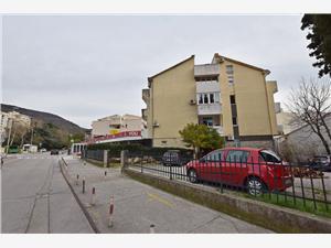 Апартамент Vanja Черного́рия, квадратура 105,00 m2, Воздуха удалённость от моря 40 m, Воздух расстояние до центра города 25 m