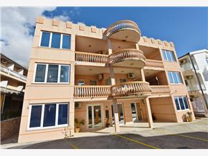 Apartamenty Superior Lekovic Sutomore, Powierzchnia 50,00 m2, Odległość od centrum miasta, przez powietrze jest mierzona 100 m