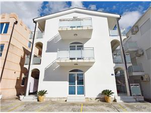 Appartementen Studio Lekovic Sutomore, Kwadratuur 32,00 m2, Lucht afstand naar het centrum 100 m