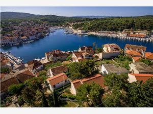 Domy letniskowe Wyspy Dalmacji środkowej,Rezerwuj Ida Od 710 zl
