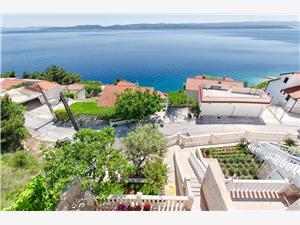 Apartamenty Liki Pisak, Powierzchnia 45,00 m2, Odległość do morze mierzona drogą powietrzną wynosi 100 m, Odległość od centrum miasta, przez powietrze jest mierzona 300 m