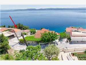 Dom Damir Pisak, Powierzchnia 72,00 m2, Odległość do morze mierzona drogą powietrzną wynosi 50 m, Odległość od centrum miasta, przez powietrze jest mierzona 300 m