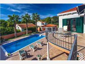 Villa Rasotica Sumartin - isola di Brac, Dimensioni 160,00 m2, Alloggi con piscina, Distanza aerea dal mare 100 m