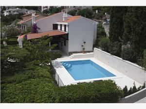 вилла Skalinada Baska Voda, квадратура 290,00 m2, размещение с бассейном, Воздуха удалённость от моря 150 m