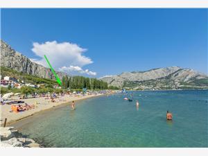 Chambre Riviera de Makarska,Réservez Perica De 64 €