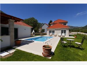 Accommodatie met zwembad Makarska Riviera,Reserveren Župa Vanaf 150 €