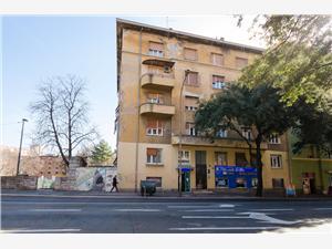 Lägenhet Snjezana Rijeka och Crikvenicas Riviera, Storlek 65,00 m2, Luftavståndet till centrum 10 m