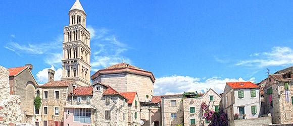 Ubytování Split a riviéra Trogir