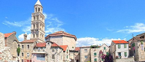 Namestitev Split in Riviera Trogir