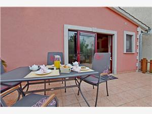 Vakantie huizen Groene Istrië,Reserveren Nada Vanaf 63 €