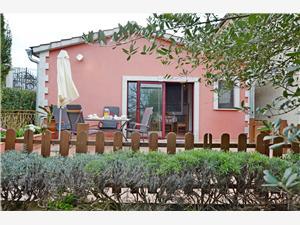 Kuća za odmor Nada Rovinj, Kvadratura 50,00 m2