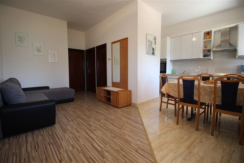 Appartamento A1, per 6 persone