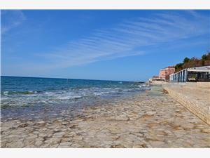 Appartement Milan Istrie, Kwadratuur 36,00 m2, Lucht afstand tot de zee 70 m, Lucht afstand naar het centrum 10 m